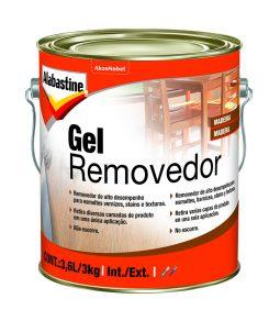 gel removedor